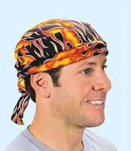 doo rag cooling water activated unisex