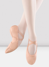 discount Adult Ballet Shoes Sz 2A - Bloch Leather Prolite 2 Hybrid S0203L