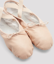 pink Adult Ballet Shoes Sz 2A - Bloch Leather Prolite 2 Hybrid S0203L