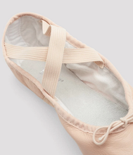 outlet deal Adult Ballet Shoes Sz 2A - Bloch Leather Prolite 2 Hybrid S0203L