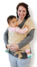 Baby Wrap Carrier (Soft Bamboo)