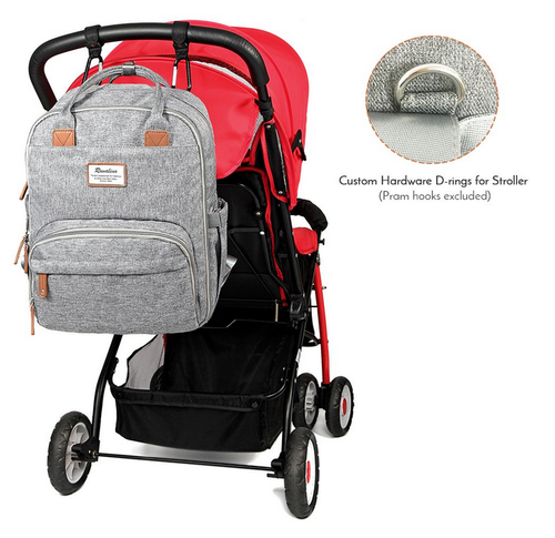 Diaper Bag Backpack-Travel Backpack