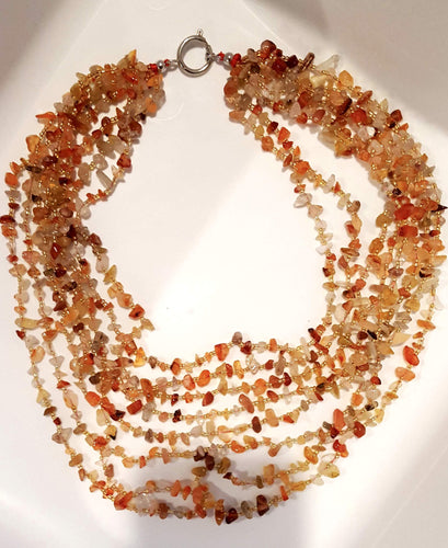 Summer Daze Beaded Necklace