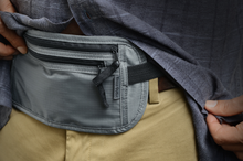 RFID Blocking-Travel Wallet Money Belt