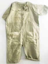 "Shabby by Lalia Moon ""Rosie"" Overalls Jumpsuit One Size Plus XL1X 2X"