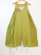 "Shabby by Lalia Moon ""Stella"" Dress lagenlook One Size Lime"