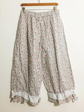 "Lalia Moon ""Annabella"" Pants Bloomers One Size Linen Victorian Antique White One Size from M to XL"