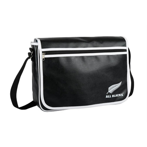 All Blacks retro satchel - Travel Store