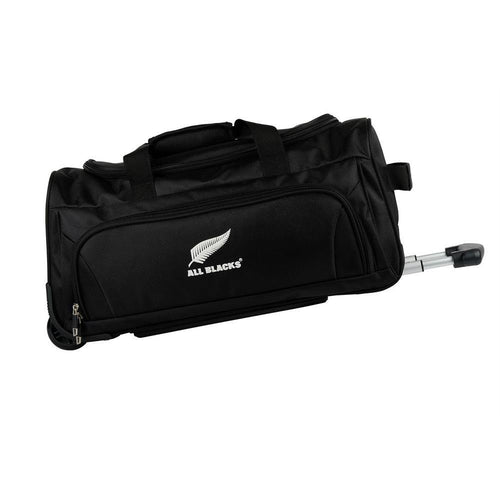 All Blacks 2-wheeled duffel bag