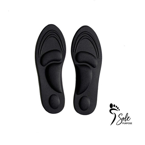 Sole Purpose cushioned insoles - Travel Store