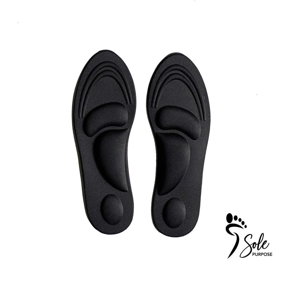 Sole Purpose cushioned insoles
