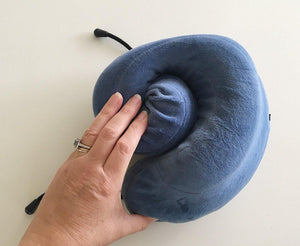 Roll up Cabeau neck pillow