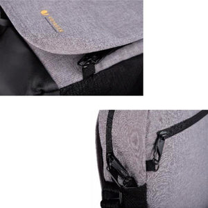 Anti-theft RFID cross body bag