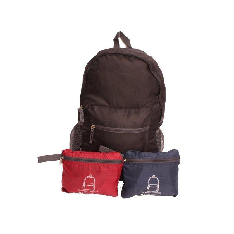 Foldaway Back Pack - Travel Store