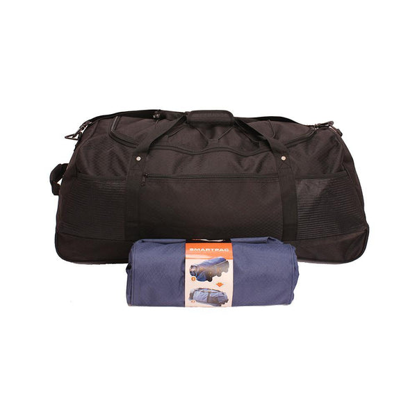 Voyager wheeled duffel bag