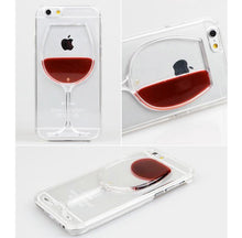 Load image into Gallery viewer, Wine glass iPhone cover - Travel Store
