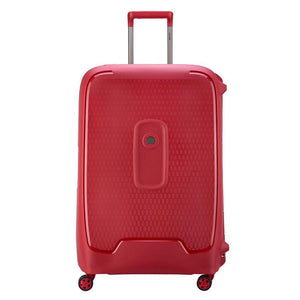 Delsey Moncey luggage red