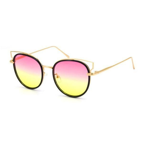 Ombre Sunglasses- Pink