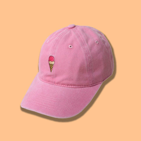 Cream Hat - newdwear