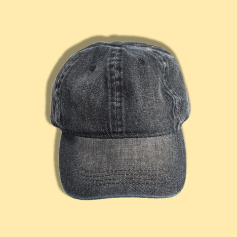 denim hat - newdwear