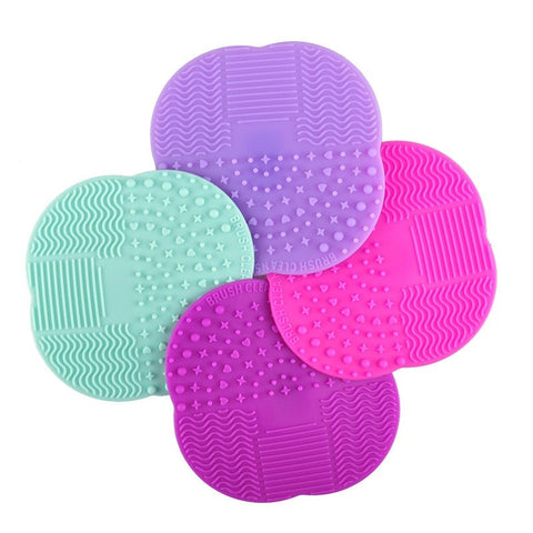 Silicone Make-up Brush Cleaning Mat