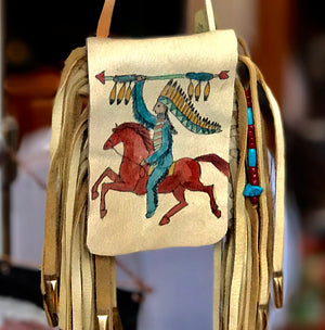 Medicine Bags--Amulet bags for good energy and special keepsakes.