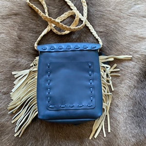 Blue Dakota bag