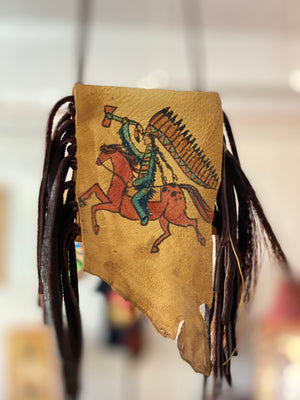 Warrior medicine bag