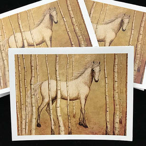 Epona's Heart-Notecards