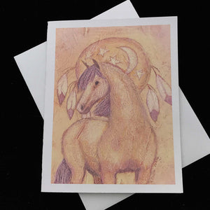 Sun Pony-Note Cards