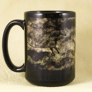 Mug-Paleo Series: Bulls and Horse Herd