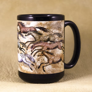 Mug-Spirit Horse Series--Spirit Horse and the Rainbow Herd