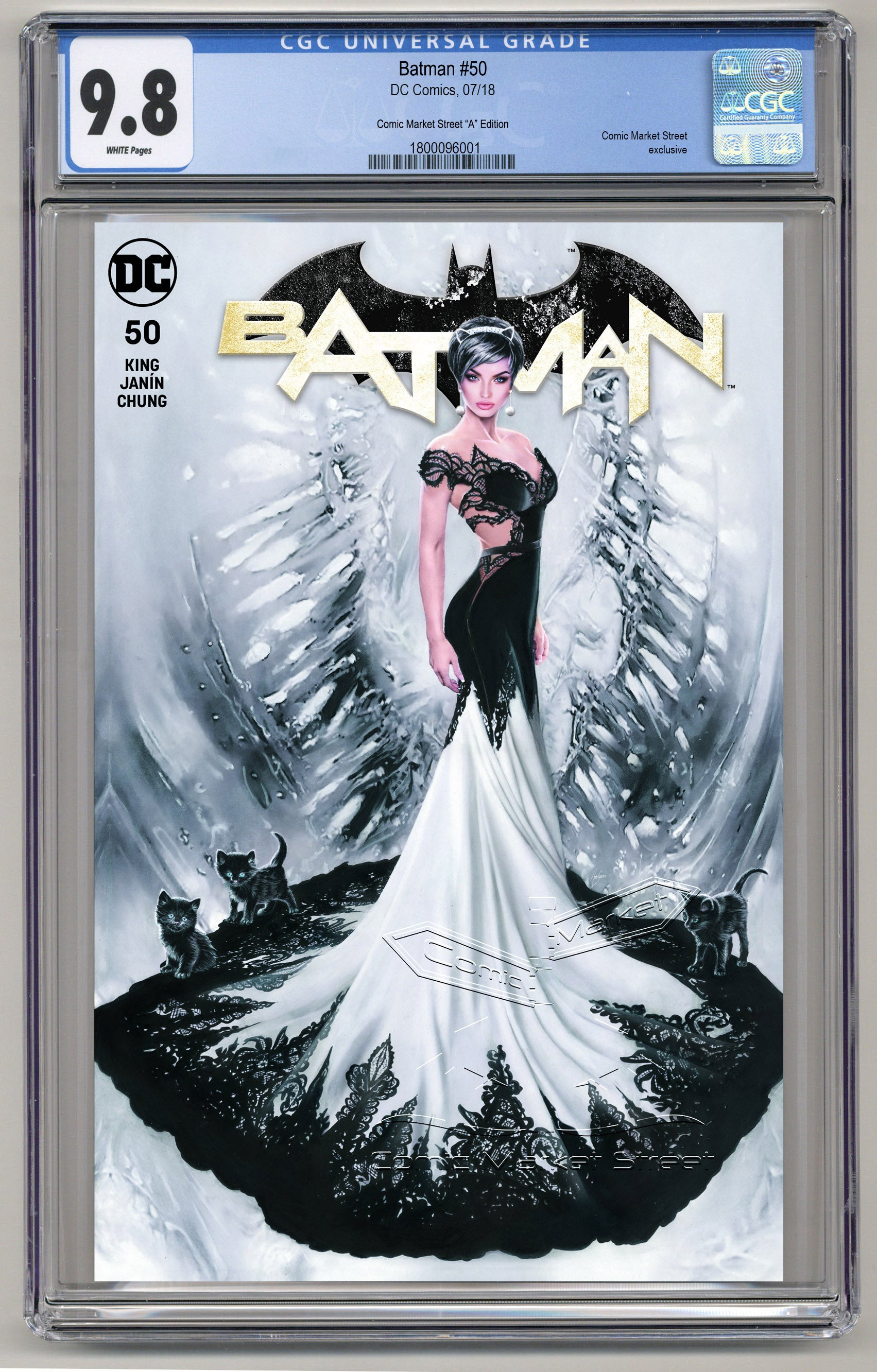 Batman #50 CMS Exclusive by Natali Sanders