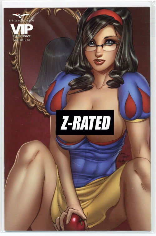 Grimm Fairy Tales Red Agent #5