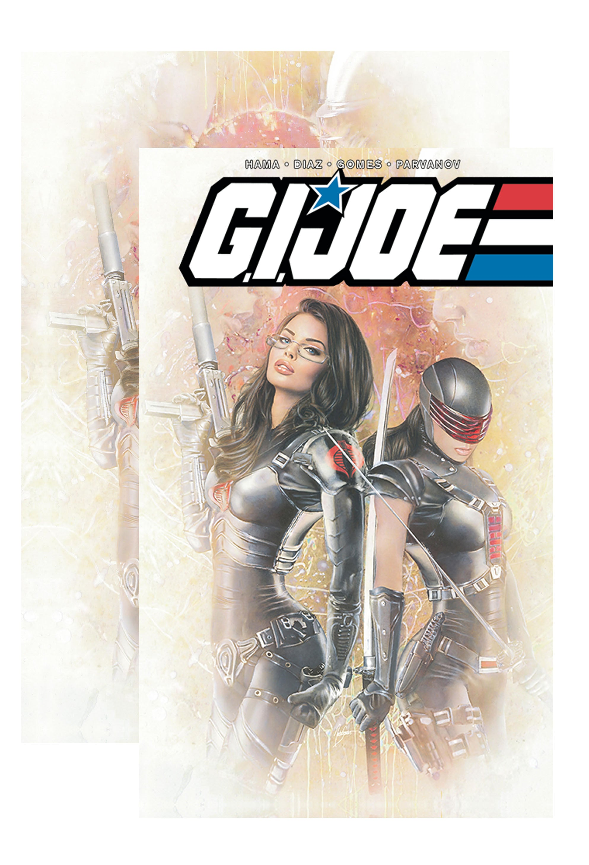 GI Joe #249 CMS Exclusive by Natali Sanders