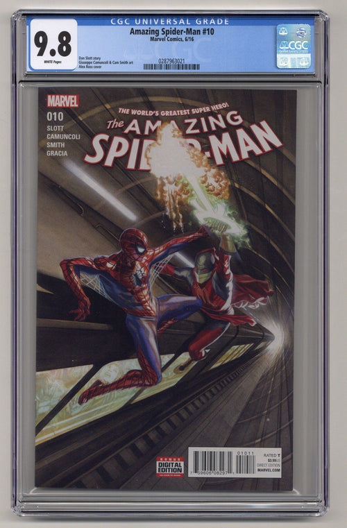 Amazing Spider-Man #10 CGC 9.8