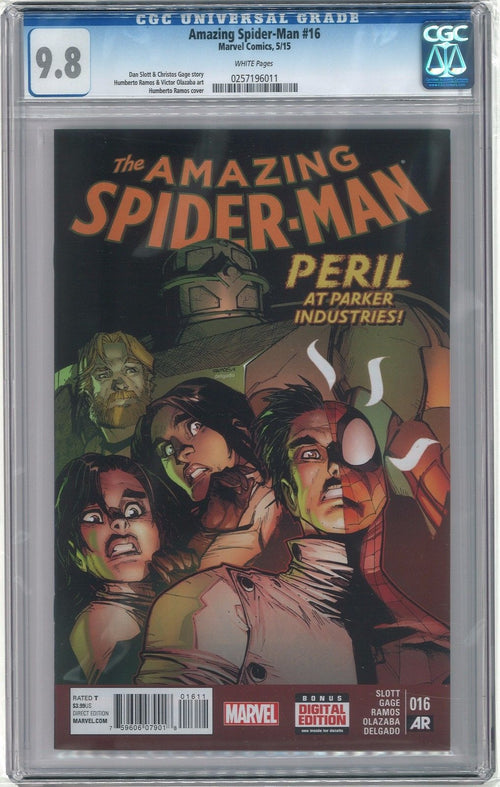 Amazing Spider-Man #16 CGC 9.8