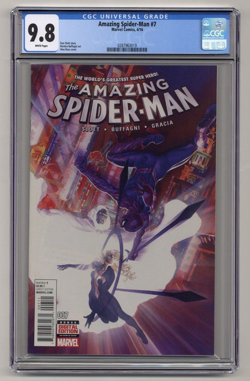 Amazing Spider-Man #7 CGC 9.8