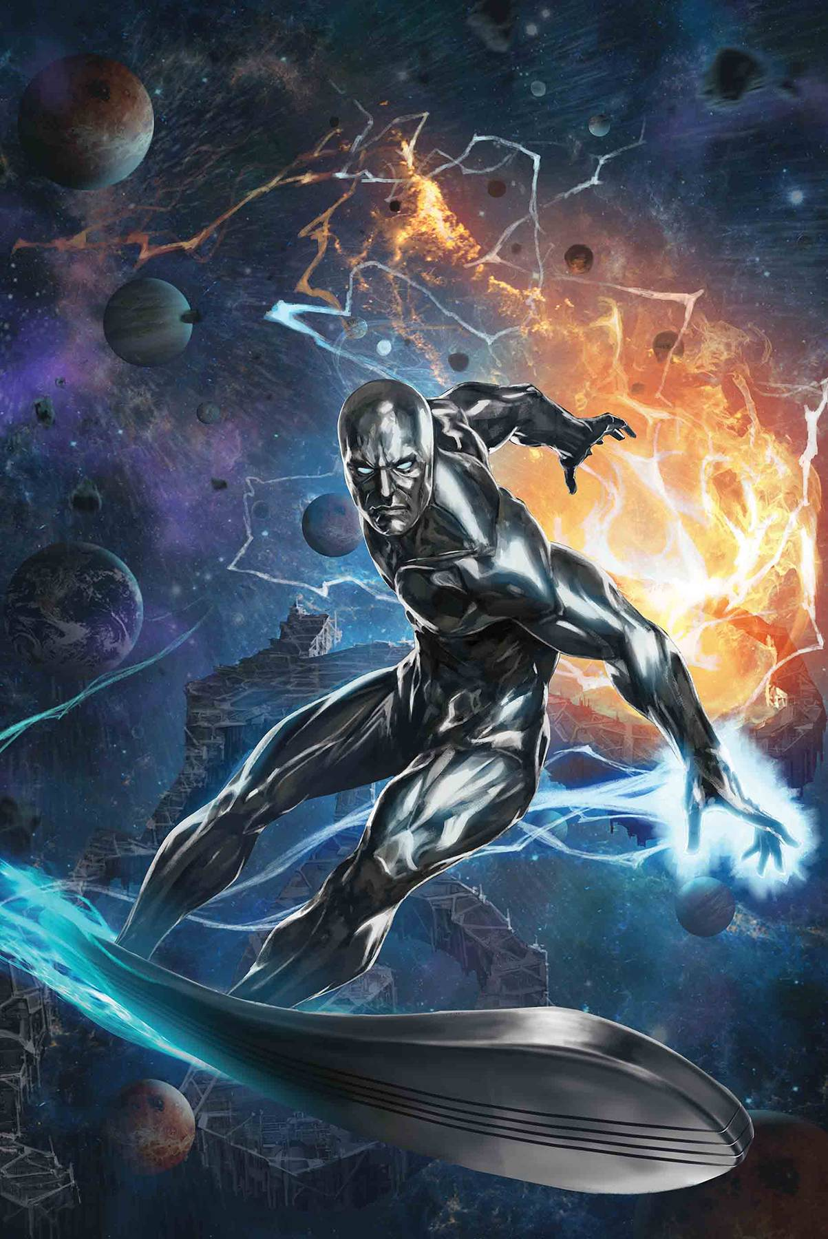 Defenders Silver Surfer #1