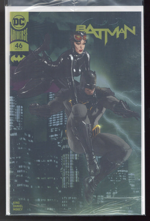 Batman #46 Kaare Andrews Foil Variant