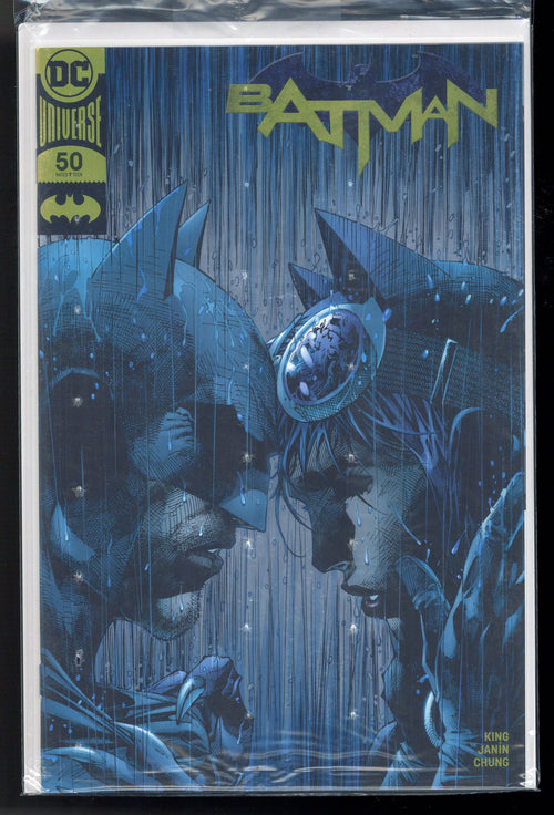 Batman #50 Jim Lee Foil Variant