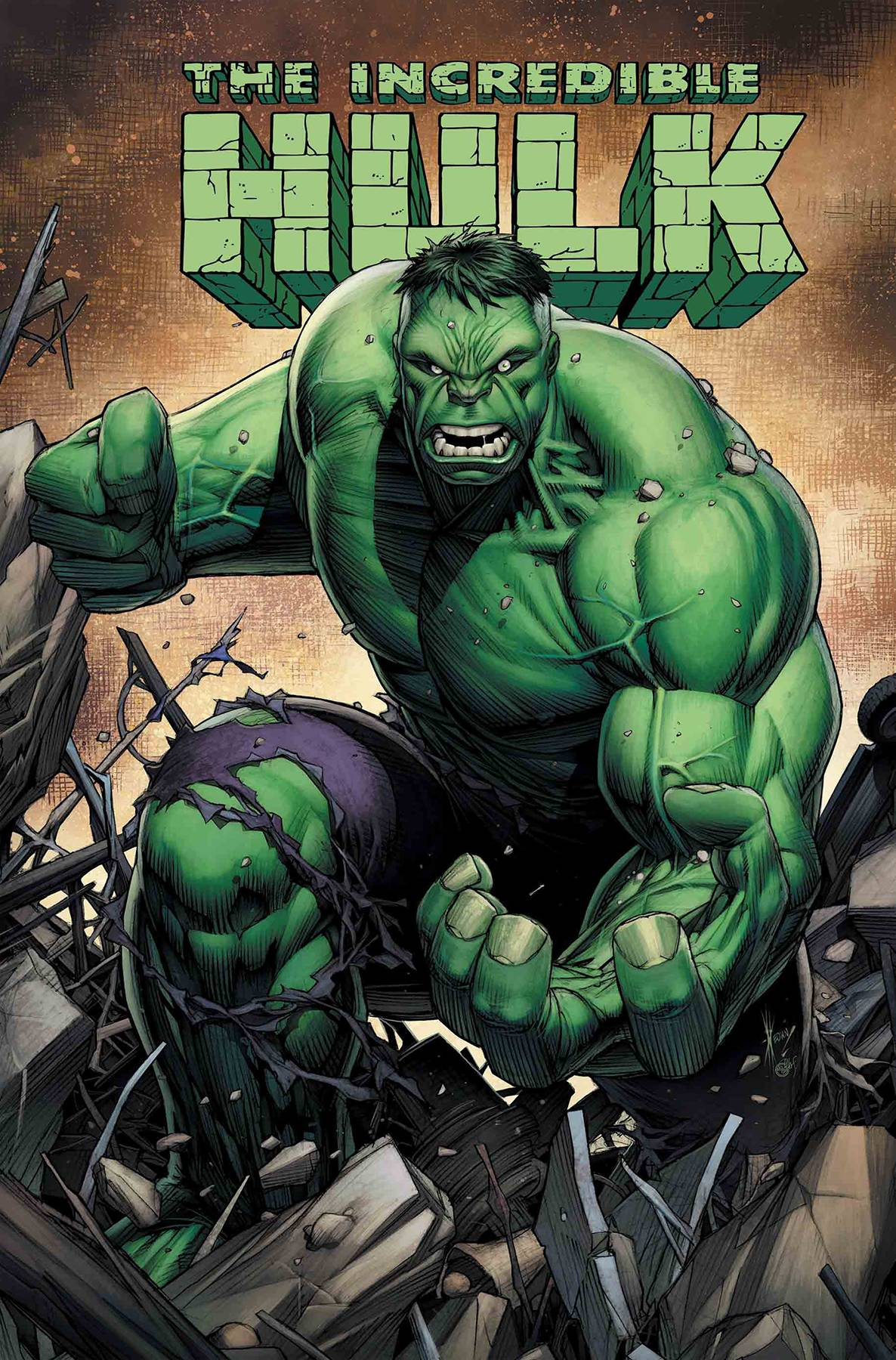 Incredible Hulk Last Call #1 Pre-Order