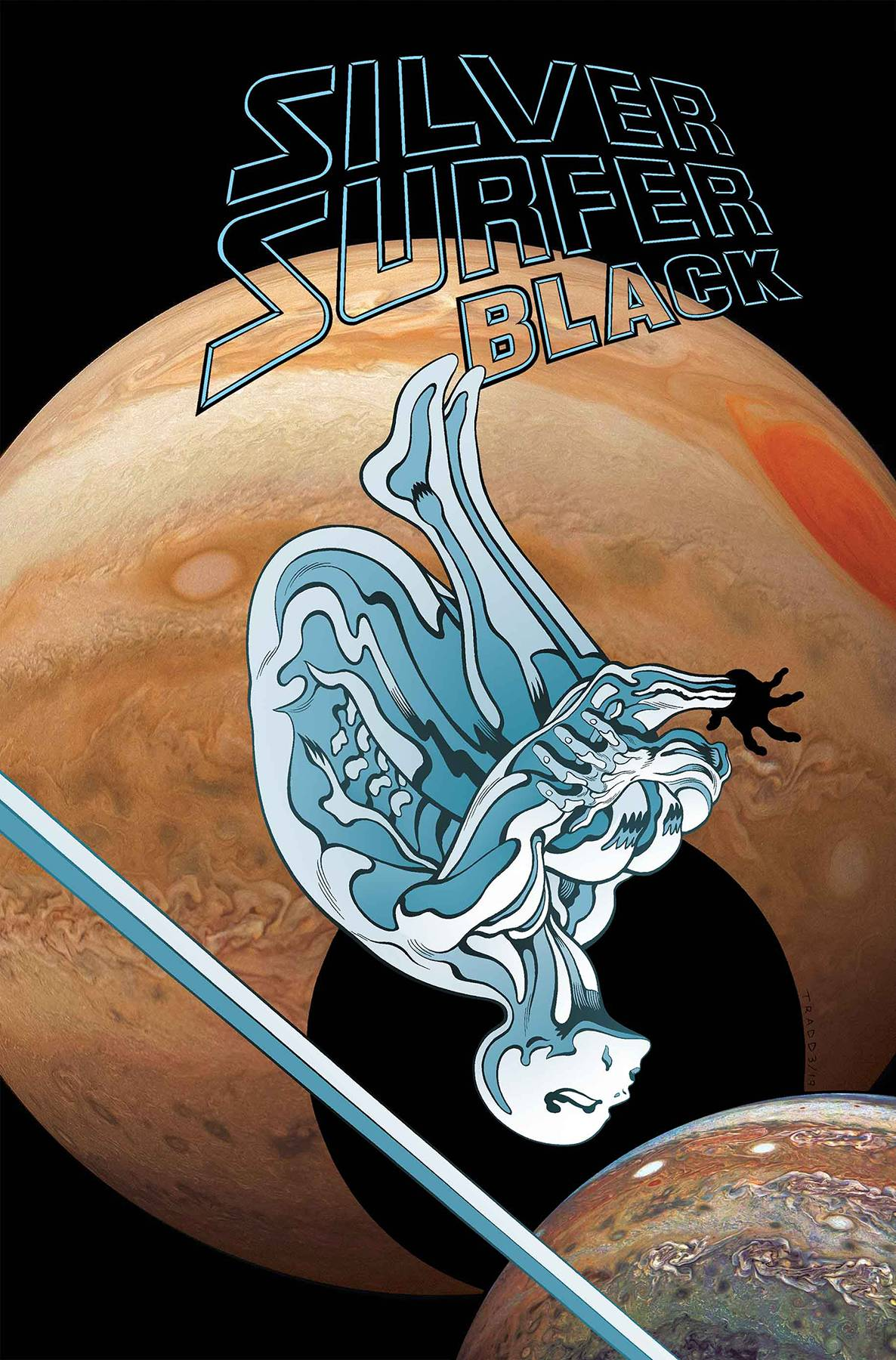 Silver Surfer Black #2 (of 5) Pre-Order