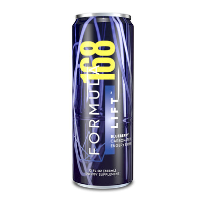 Formula168®: Lift - Energy Drink - front view