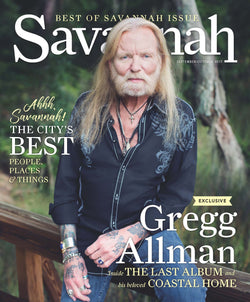 LIMITED EDITION - September/October 2017 featuring Gregg Allman