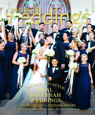 Savannah Weddings Fall/Winter 2017-18