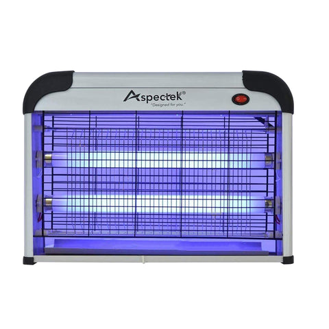 ASPECTEK Upgraded 20W Electronic Bug Zapper , Insect Killer - Mosquito , Fly , Moth , Wasp , Beetle & Other Indoor Pests Killer