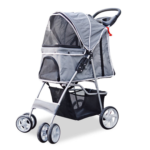 Pets N'all Foldable Pet Stroller