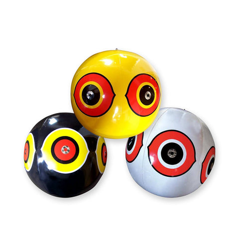 ScareAway bird balloon, 3 Packs