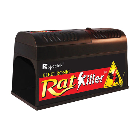 Aspectek Electronic Rat Trap - Zapper Chamber